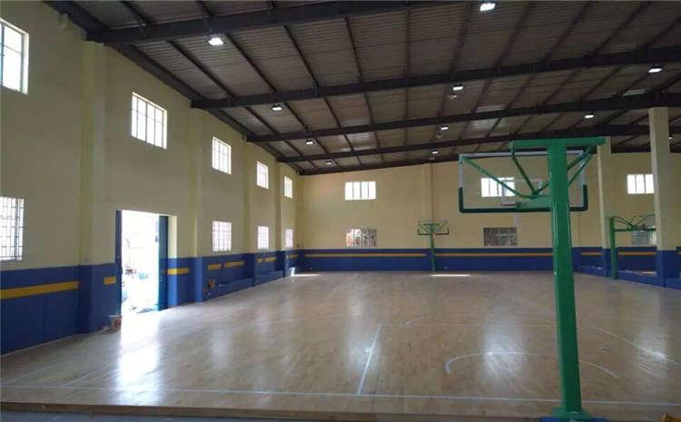 松木舞蹈室木地板是多少钱