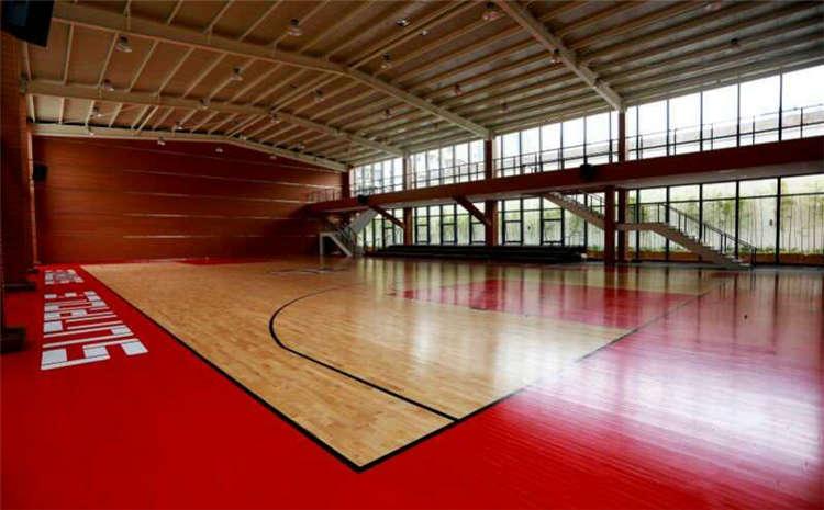 体育木地板安装常识