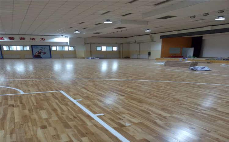 室内羽毛球馆木地板怎么选择