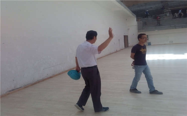 枫桦木运动木地板品牌