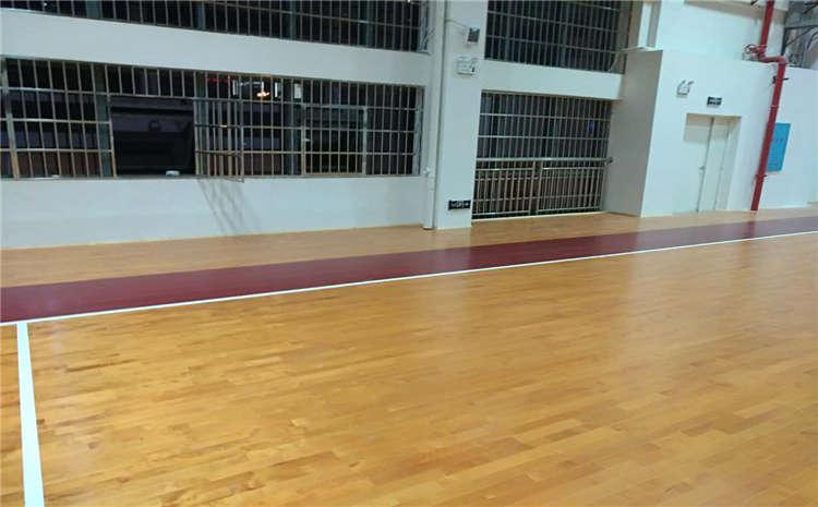 运动木地板日常养护