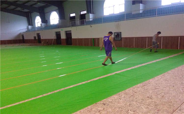 枫桦木实木运动地板报价