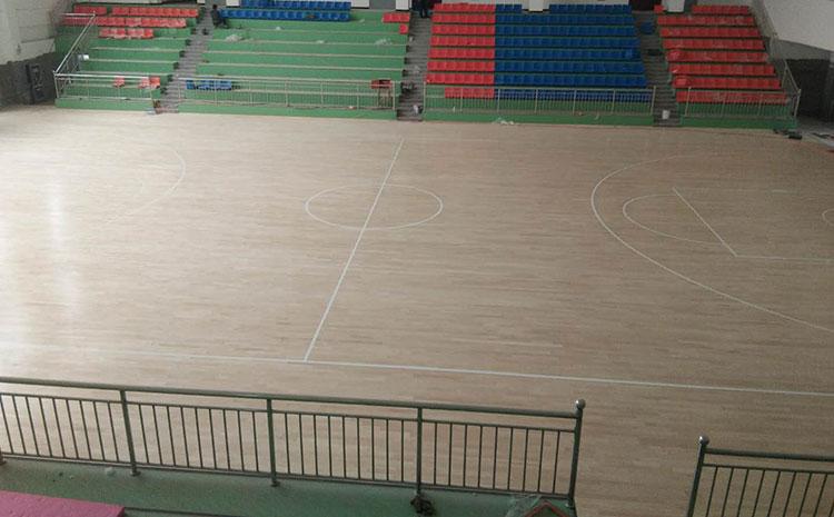 枫木体育木地板品牌