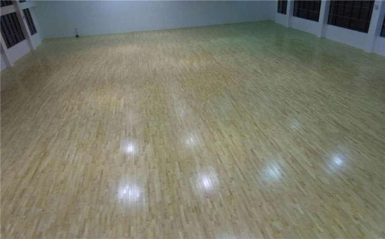体育馆实木运动地板安装规范