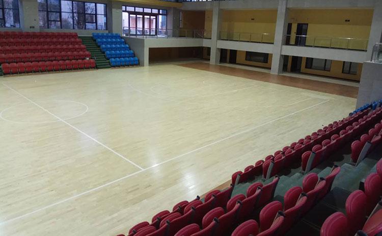 体育场运动木地板