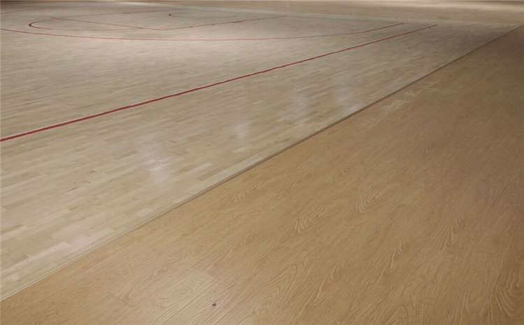柞木实木运动地板哪家专业