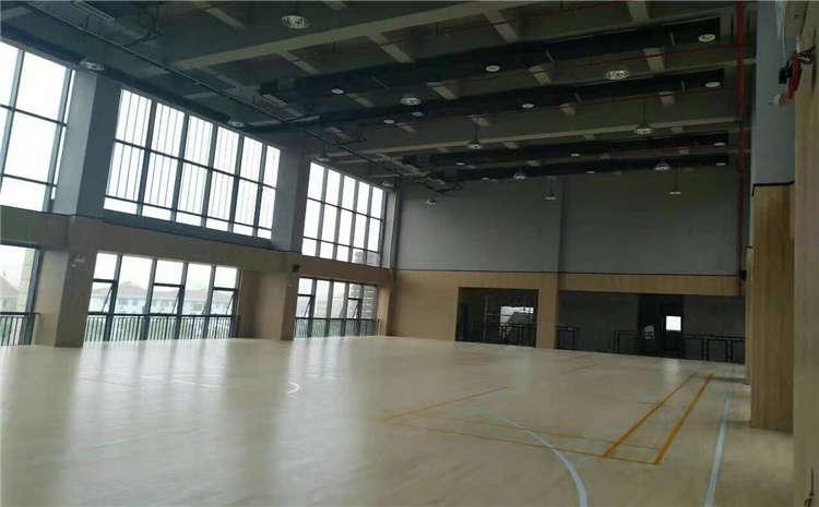 舞台木地板翻新步骤
