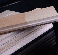 枫木A一级下线体育木地板
