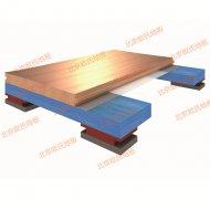 板式龙骨结构运动木地板
