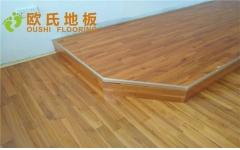 江西鹰潭第五中学舞蹈室木地板案例