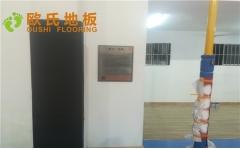 江西南昌赤练排球馆木地板项目