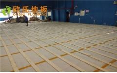 广西省南宁市民族大道111号羽毛球馆木地板