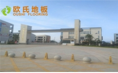 赣州市城关小学体育馆木地板项目